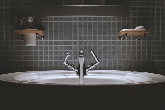 Evita la fuga energética en los baños