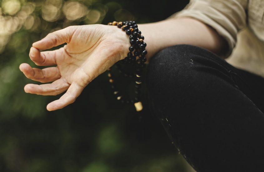 ¿Las manos nos permite conectarnos con la divinidad?