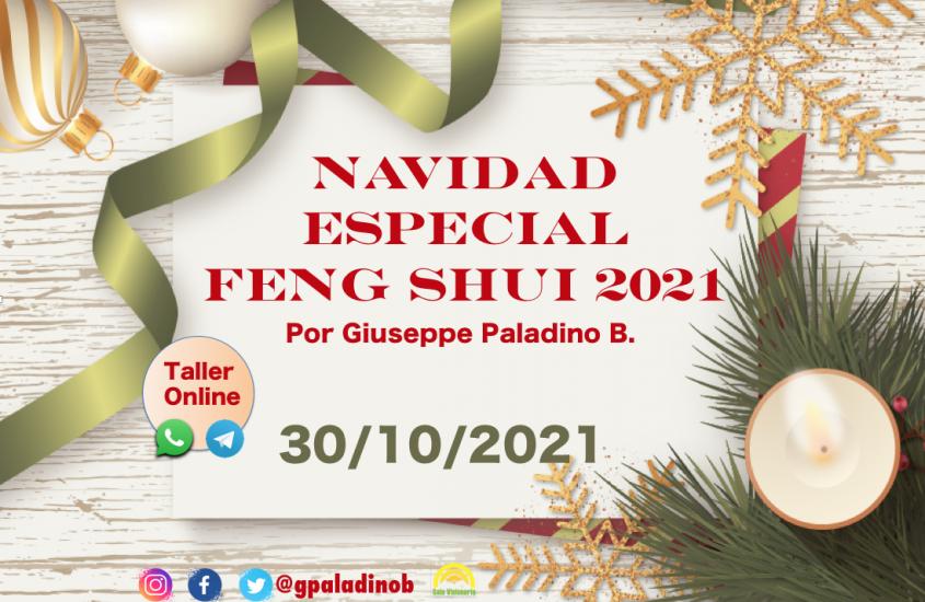 Navidad Especial-Feng Shui 2021